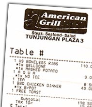 american grill sby