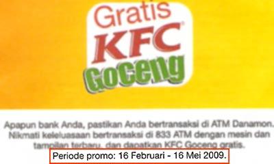 Kfc coupons mei