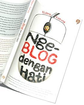 nge-blog dgn hati