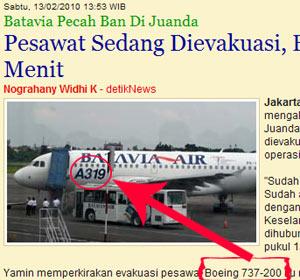 detik 737200 a319