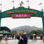Thanks for the magical experience, HK Disneyland! :) FOTO: Priyadi.